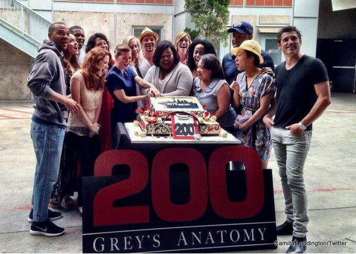 Grey's Anatomy - 200e épisode