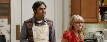 The Big Bang Theory – The Thanksgiving Decoupling (7.09)