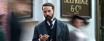 Real Humans, Mr Selfridge et The Big C sont parmi les sorties DVD de la semaine