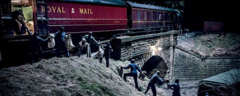 The Great Train Robbery : braquage à l'anglaise (série complète)