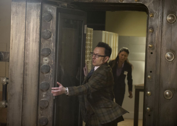 Person of Interest - Aletheia (3.12)