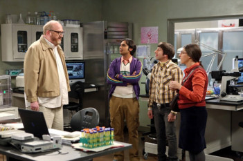The Big Bang Theory – The Occupation Recalibration (7.13)