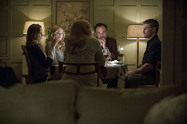 Arrow : Le Roi du Temps (Time of Death - 2.15)