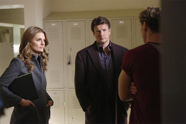 Castle - Smells Like Teen Spirit (6.15)