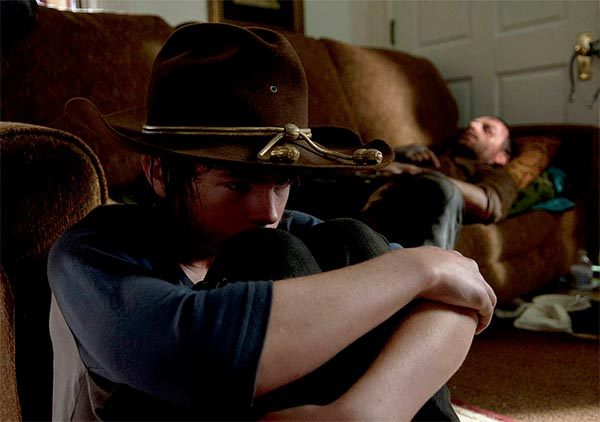 The Walking Dead 4x09 - The Walking Dead – After (4.09)