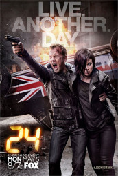 24: Live Another Day s'offre une affiche et un second trailer