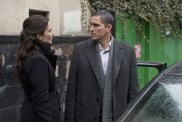 Person of Interest : Before The Man in the Suit (RAM - 3.16)