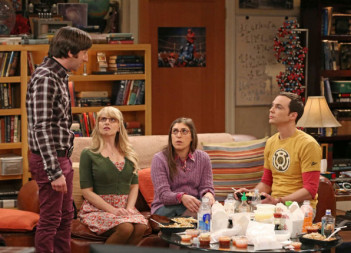 The Big Bang Theory – The Friendship Turbulence (7.17)