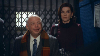 The Good Wife – Parallel Construction, Bitches (5.13)