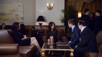 The Good Wife : Souvenirs, souvenirs (A Few Words – 5.14)