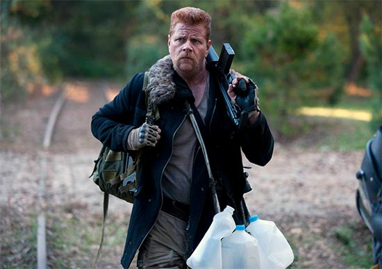 Michael Cudlitz (Abraham Ford) dans The Walking Dead saison 4 episode 15 (Us)