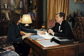 The Good Wife : Pour une signature (Tying The Knot – 5.19)