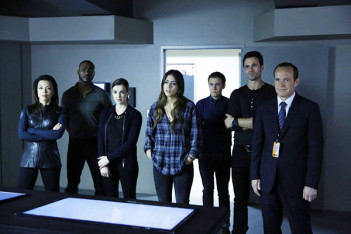 Agents of S.H.I.E.L.D. – The Only Light In The Darkness (1.19)