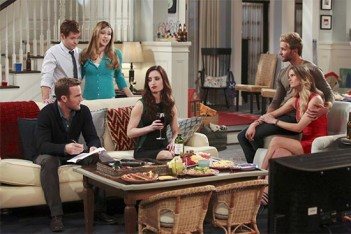 Friends With Better Lives : des amis insatisfaits (1.01)
