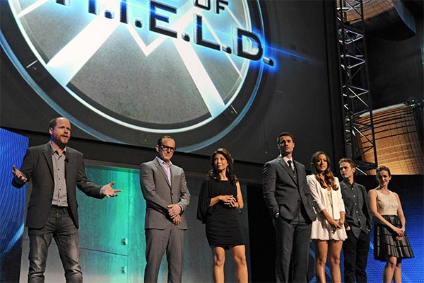 Agents of Shield aux Upfronts 2013