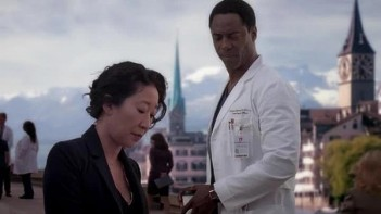 Grey's Anatomy : retrouvailles à Zurich (We Are Never Ever Getting Back Together – 10.22)