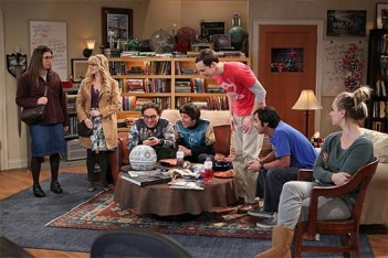 The Big Bang Theory : de l'humour et de l'évolution (saison 7)
