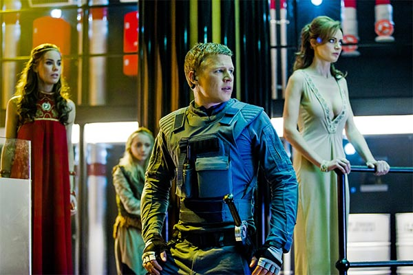 dominion 1x01 - Dominion : Anges Vs Humains (pilote)