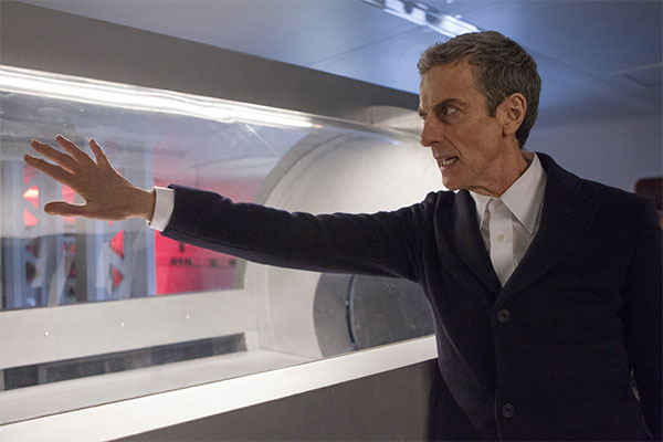 Doctor Who 8x02 - Doctor Who - Into The Dalek (8.02)