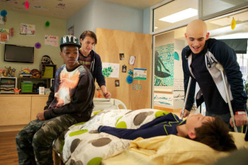 Red Band Society : Le club des gentils malades (pilote)