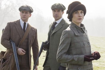 De Downton Abbey à The Great Fire : les séries de l'automne sur ITV