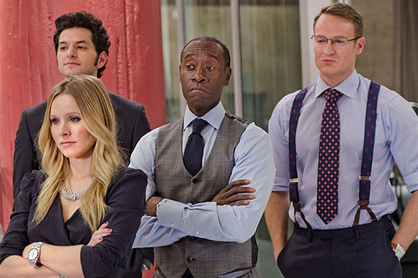 House of Lies - Saison 1 à 3