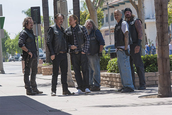 Sons of Anarchy : Reprise du business (Black Widower - 7.01)