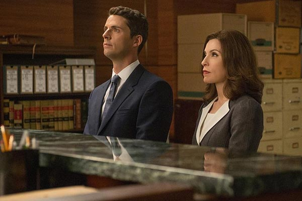 The Good Wife - The Line (6.01)