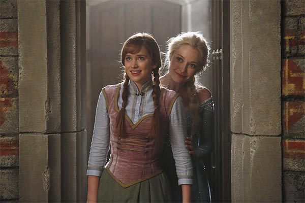 once upon a time saison 4x01 600x400 153278 - La Reine des neiges : des origines du conte à Once Upon a Time