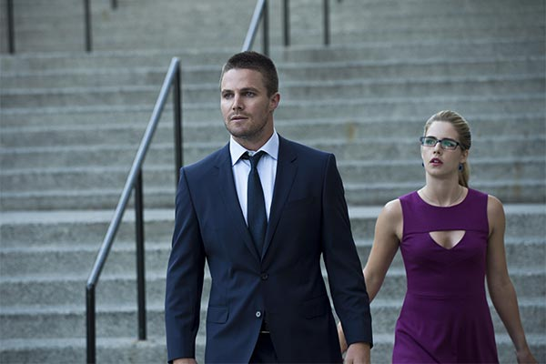 Arrow saison 3, episode 1