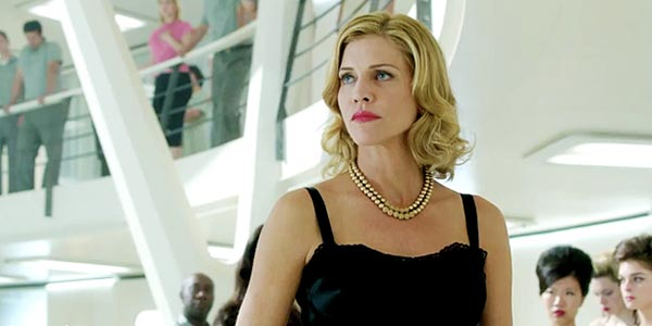 Ascension (SyFy) avec Tricia Helfer