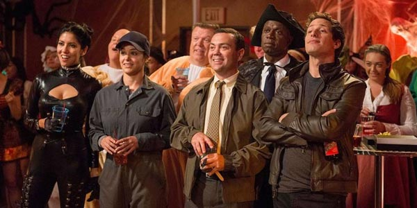 Brooklyn Nine-Nine - Halloween 2