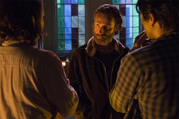 The Walking Dead (Four Walls and a Roof – 5.03)