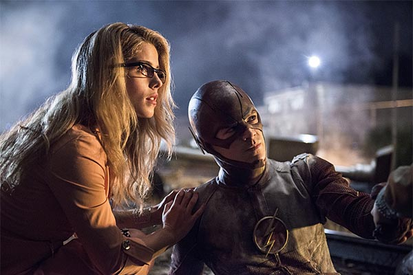The Flash - Going Rogue (1.04)