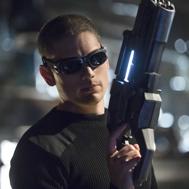 Wentworth Miller est Captain Cold dans The Flash