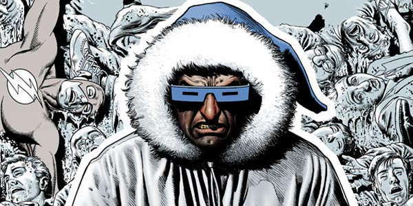 Captain Cold dans les comic books DC Comics