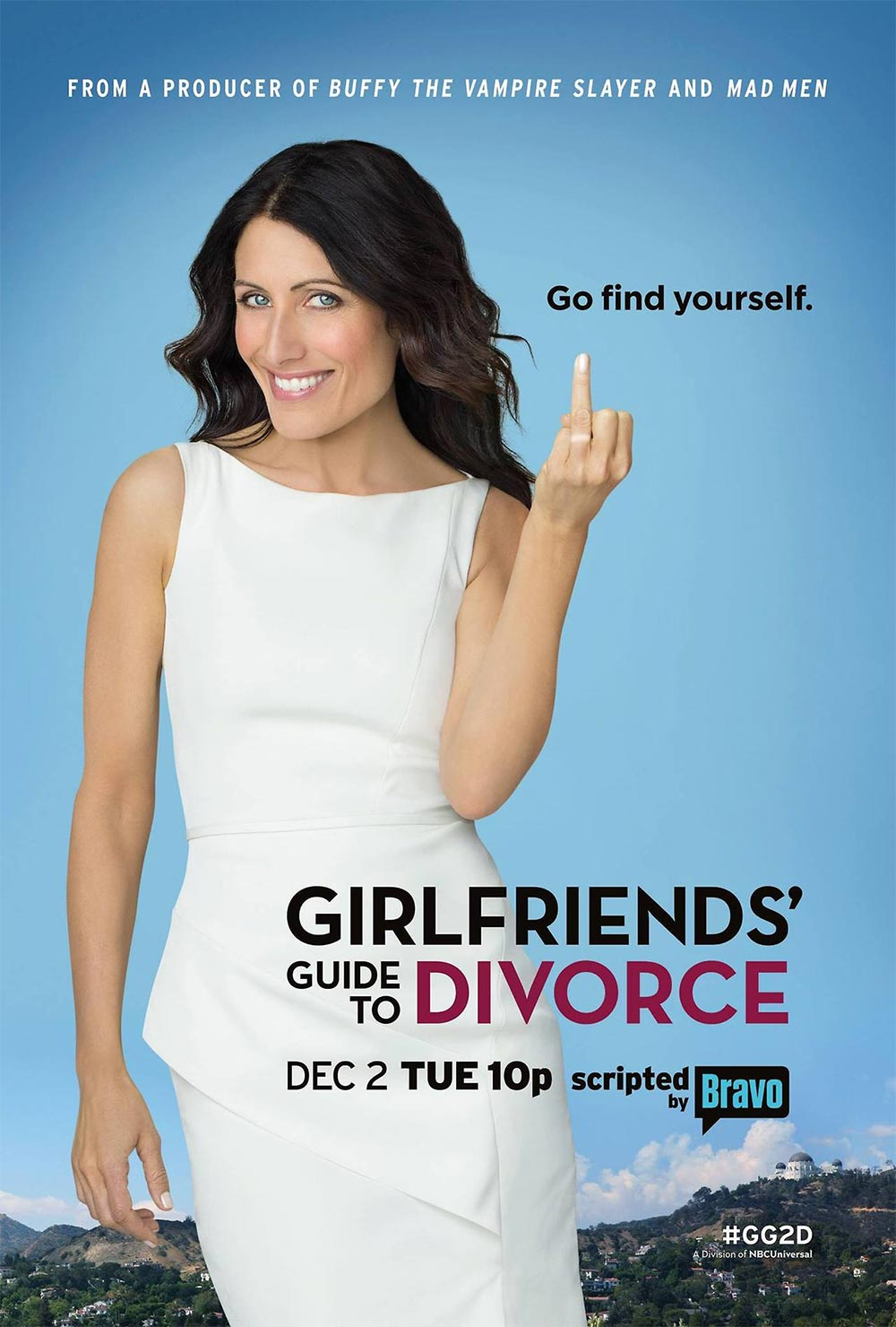 girlfriends guide to divorce saison 1