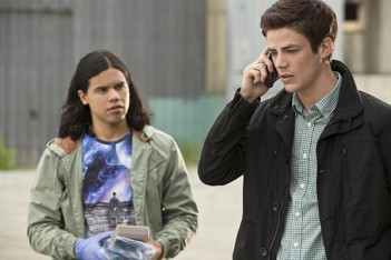 The Flash – Plastique (1.05)