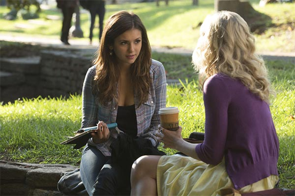The Vampire Diaries saison 6 episode 7 - The Vampire Diaries – Do You Remember the First Time? (6.07)