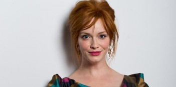 Après Mad Men, Christina Hendricks rejoint le pilote de Roadies