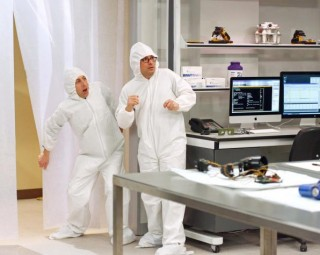 The Big Bang Theory – The Clean Room Infiltration (8.11)