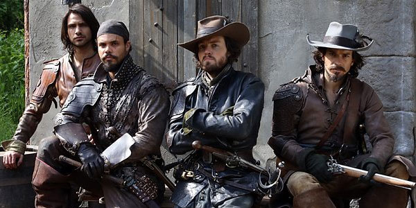 The Musketeers - Saison 2