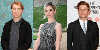 Paul Dano, Lily James et James Norton au casting de War and Peace pour BBC One