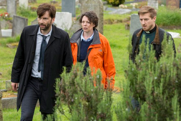Broadchurch Saison 2 Episode 1 - Broadchurch : Après l'arrestation, le procès (2.01)