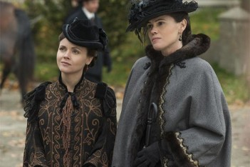 Christina Ricci reprend sa hache ce soir dans The Lizzie Borden Chronicles