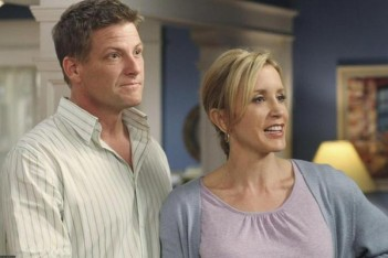 Lynette et Tom, les inséparables de Desperate Housewives