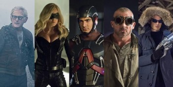 Un spin-off pour Arrow et The Flash avec Brandon Routh, Caity Lotz, Wentworth Miller et plus