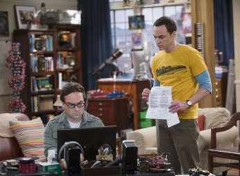 The Big Bang Theory : The Leftover Thermalization (8.18)