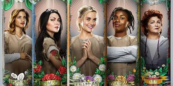 Une affiche pour la saison 3 d'Orange is The New Black, en juin sur Netflix