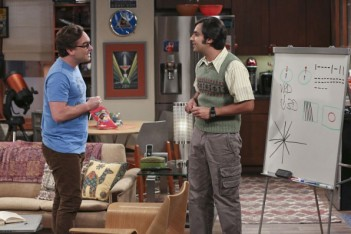 The Big Bang Theory : The Communication Deterioration (8.21)